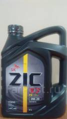 ZIC XQ. Вязкость 0W-20, синтетическое. Под заказ