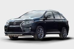 Защита передняя Lexus RX 270/350/450