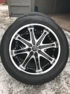 Комплект 20 колес на TLC Prado либо Lexus GX460. 8.5x20 6x139.70 ET20 ЦО 108,5мм.