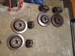 Колодка тормозная дисковая. Nissan: Fairlady Z, 350Z, Infiniti G35/37/25 Sedan, Qashqai+2, Infiniti G37 Convertible, Infiniti M35/45, Infiniti EX35/37...