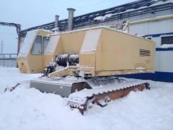 ДЭК 251. Сваебой Ропат МГ5ш на тракторе ДЭК-251, 25 000 кг.