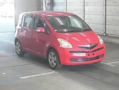 Toyota Ractis. автомат, 4wd, 1.5 (105 л.с.), бензин, 60 тыс. км, б/п, нет птс. Под заказ