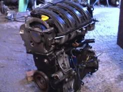 Двигатель К4М на Рено Меган 2 Сценик 2 с фазорегулятором. Renault Laguna Renault Scenic Renault Megane Renault Fluence Двигатель K4M
