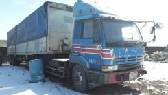 Nissan Diesel. Продается тягач и прицеп, 17 235 куб. см., 19 680 кг.