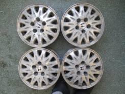 Honda. 6.0x15, 5x114.30, ET45, ЦО 63,0мм.