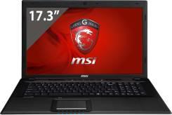 "MSI GP70 2PE Leopard. 17.3"", 2,9ГГц, ОЗУ 8192 МБ и больше, диск 1 000 Гб, WiFi, Bluetooth, аккумулятор на 3 ч."