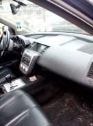 Магнитола. Nissan Murano, Z50 Двигатель VQ35DE