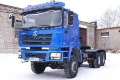 Shaanxi Shacman. Продам седельный тягач Shacman с лесовозным полуприцепом Новосибарз!, 11 596 куб. см., 49 000 кг.
