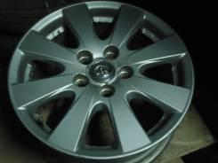 Toyota Camry. 6.5x16, 5x114.30, ET45, ЦО 60,1мм.