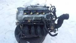 Двигатель. Toyota Corolla Spacio Двигатель 1ZZFE