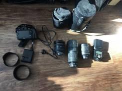 Nikon D7200. 20 и более Мп, зум: 14х и более