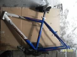 Рама от горного велосипеда.