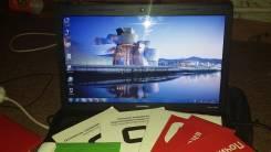 """Compaq Presario CQ57-447SR. 15.6"""", 2,2ГГц, ОЗУ 4096 Мб, диск 500 Гб, WiFi, Bluetooth, аккумулятор на 4 ч."""