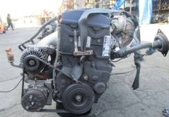 Двигатель. Honda Torneo Honda Accord Двигатель F20B