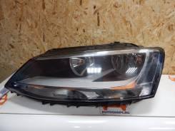 Фара. Volkswagen Jetta, 162