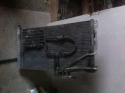 Радиатор кондиционера. Mercedes-Benz W203 Mercedes-Benz C-Class, W203