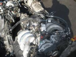 Двигатель в сборе. Subaru Legacy Lancaster, BHE Двигатель EZ30