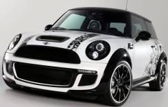 Обвес кузова аэродинамический. Mini Cooper. Под заказ