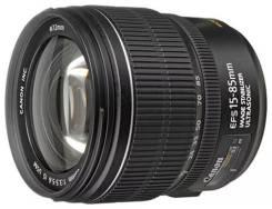 Объектив Canon EF-S 15-85