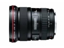 Объектив Canon EF 17-40 mm F4. OL USM