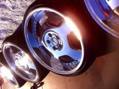 Speedy Wheels. 8.0/9.0x19, 5x114.30, ET37/37, ЦО 72,0мм.