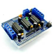 Motor Shield L293D для Arduino (UNO, Mega) itslab