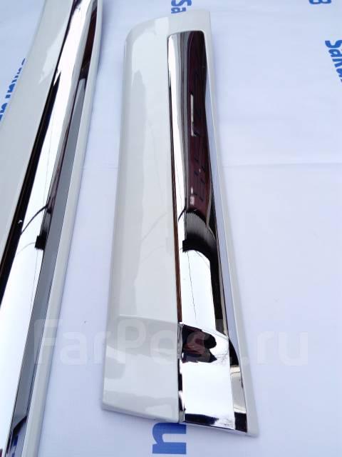 Накладка на дверь. Toyota Land Cruiser, UZJ200W, VDJ200, URJ202W, UZJ200, URJ202