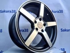 Sakura Wheels. 7.5x17, 5x112.00, ET40, ЦО 73,1мм.
