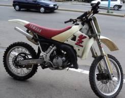 Yamaha YZ 125. 125 куб. см., исправен, птс, без пробега. Под заказ