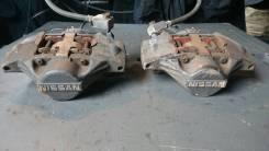 Суппорт тормозной. Nissan Silvia, S13, S14, S15 Nissan Vanette Van Truck Двигатель GAS15