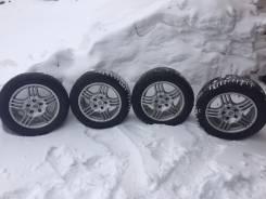 Комплект колес R18 на хорошей липучке,4шт. x18 5x130.00. Под заказ