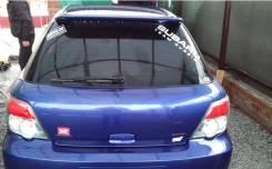 Крышка багажника. Subaru