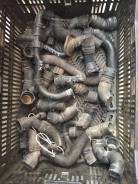 Патрубок флянец двигателя VW Golf 4 Bora Jetta. Volkswagen Jetta Volkswagen Bora Volkswagen Golf, 1J1, 1J5, 1E7 Двигатели: AVU, BML, AUS, AJM, BAD, AH...