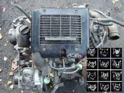 Двигатель Toyota Yaris 1ND Auris Corolla iQ