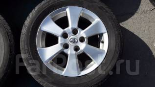 Toyota. 6.5x16, 5x114.30, ET33, ЦО 73,0мм.