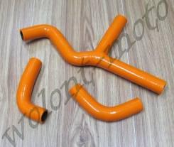 Шланги радиатора KTM 450/525SX/SMR 03-06 Оранжевый NWH3032