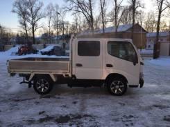 Toyota Dyna. Продается грузовик бортовой, 3 000 куб. см., 1 000 кг.