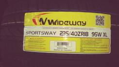 Wideway Sportsway. Летние, 2016 год, без износа, 4 шт