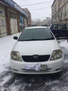 Toyota Corolla. автомат, 4wd, 1.5 (105 л.с.), бензин