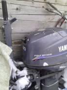 Yamaha. 30,00л.с., 4х тактный, бензин, нога L (508 мм), Год: 2006 год