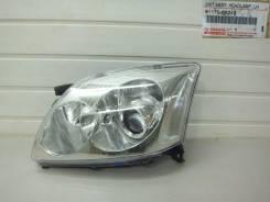 Фара. Toyota Avensis, ZZT251, ADT251, AZT250, AZT251, CDT250, ZZT250 Двигатели: 2AZFSE, 1ZZFE, 1CDFTV, 1AZFE, 3ZZFE, 2ADFTV, 2ADFHV, 1AZFSE. Под заказ