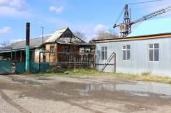 Лесоперерабатывающее предприятие с землей в Красноармейском р-не