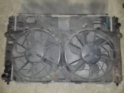 Радиатор охлаждения двигателя. Mazda Tribute, EPFW Двигатель AJ