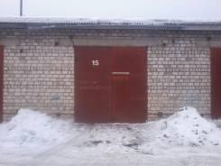 Гаражи капитальные. Новикова 35, р-н ул.Новикова, 55 кв.м., электричество. Вид снаружи