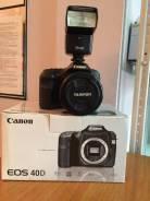 Canon EOS 40D. 20 и более Мп, зум: 14х и более