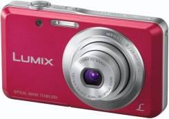 Panasonic Lumix DMC-FS28. 10 - 14.9 Мп, зум: 4х