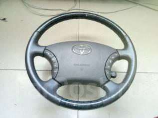 Руль. Toyota: Celsior, Hilux Surf, Alphard, Camry Gracia, Brevis, Aristo, Avensis, Land Cruiser Prado, Camry, Avensis Verso, Avalon, Chaser, Corolla...