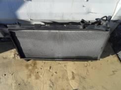 Радиатор охлаждения двигателя. Honda Airwave, GJ2 Двигатель L15A