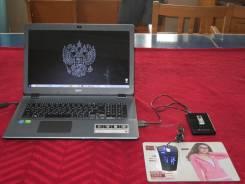 """Ноутбук ACER E17 E5-771G-58SB. 17.3"""", ОЗУ 6144 МБ, WiFi, Bluetooth"""
