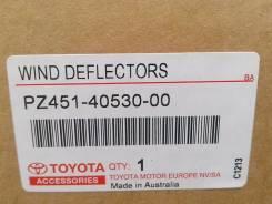 Ветровик на дверь. Toyota Venza, GGV10, GGV15, AGV10, AGV15